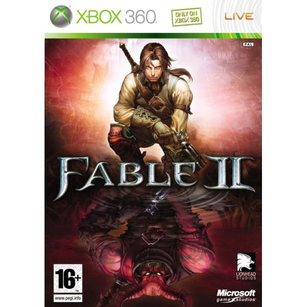 Fable 2 CZ Xbox 360
