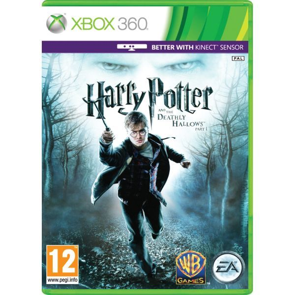 Harry Potter and the Deathly Hallows - Part 1 Xbox 360