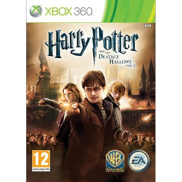 Harry Potter and the Deathly Hallows - Part 2 Xbox 360