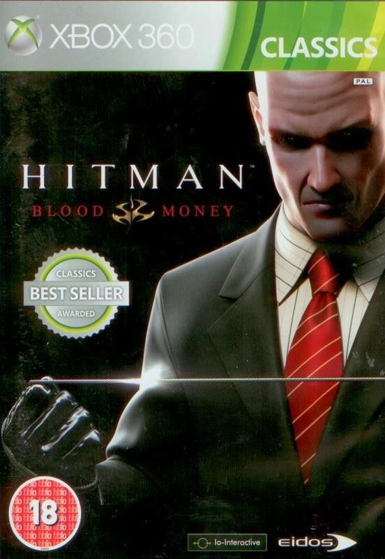 Hitman Blood Money Xbox 360