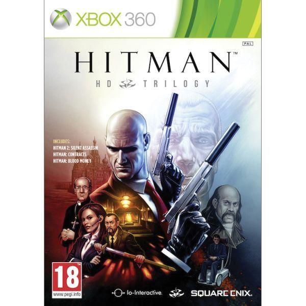 Hitman HD Trilogy Xbox 360