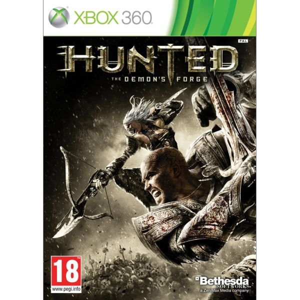 Hunted The Demons Forge Xbox 360