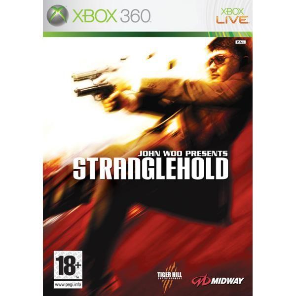 John Woo presents Stranglehold Xbox 360
