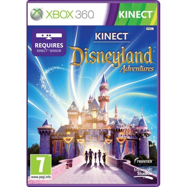 Kinect Disneyland AdventuresXbox 360