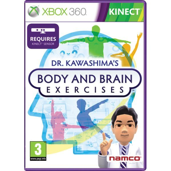 Dr. Kawashimas Brain and Body Exercises Xbox 360
