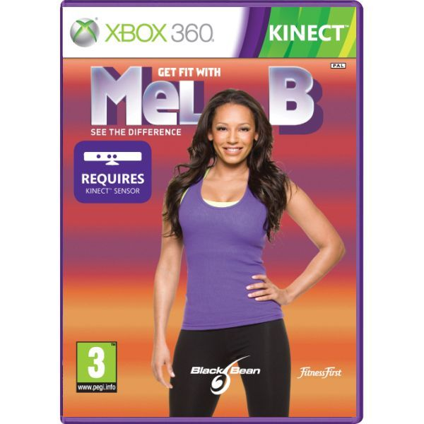Get Fit with Mel B Xbox 360