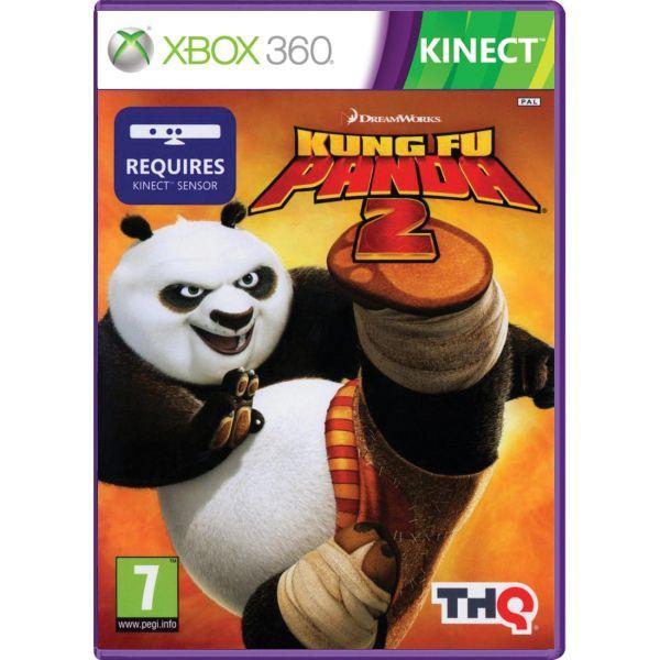 Kung Fu Panda 2 Xbox 360