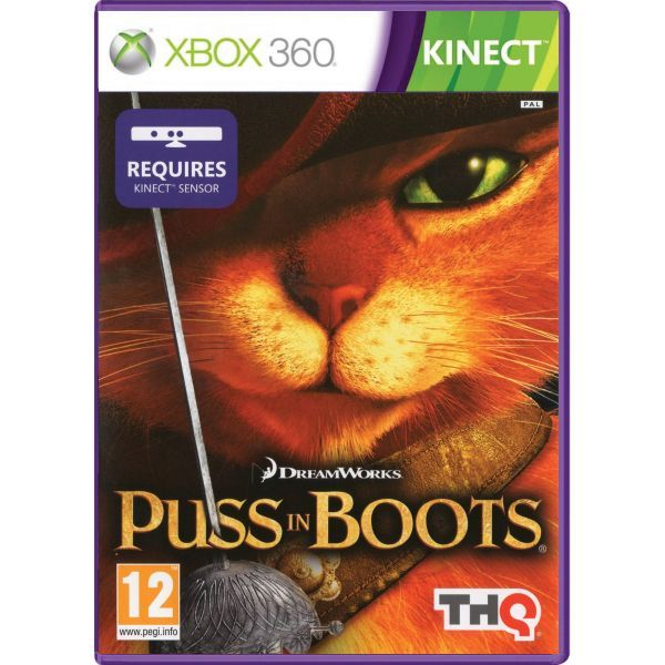 Puss in Boots / Kocour v botach Xbox 360