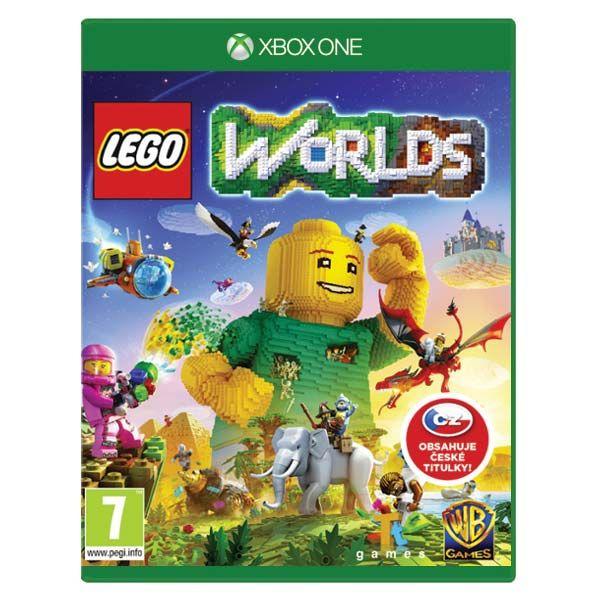 LEGO Worlds CZ Xbox One