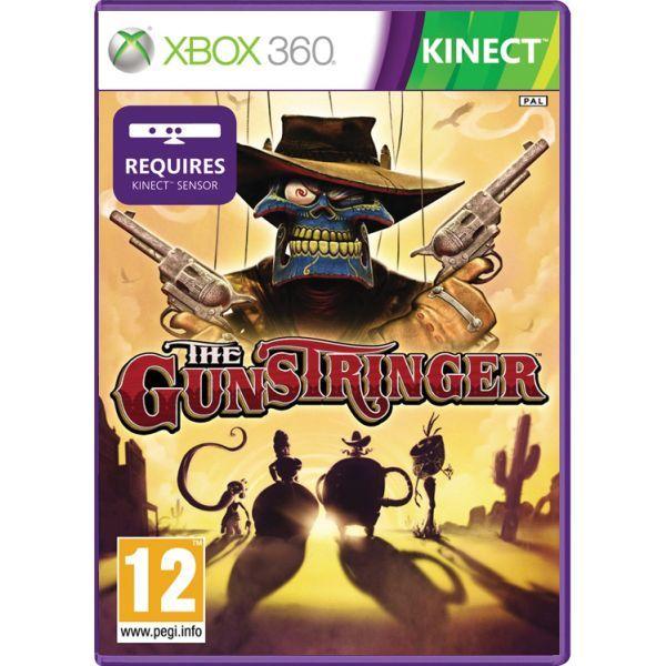 The Gunstringer Kinect Xbox 360