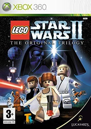 LEGO Star Wars 2 The Original Trilogy Xbox 360