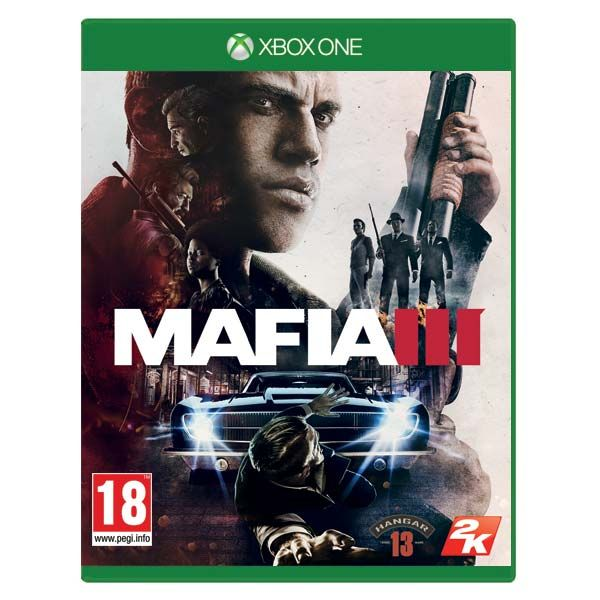 Mafia 3 CZ Xbox One