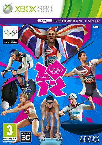 Olympiáda London 2012 Xbox 360