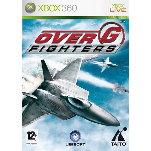 Over G Fighters Xbox 360