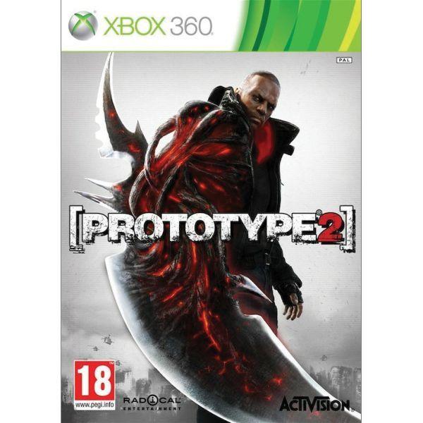 Prototype 2 Xbox 360