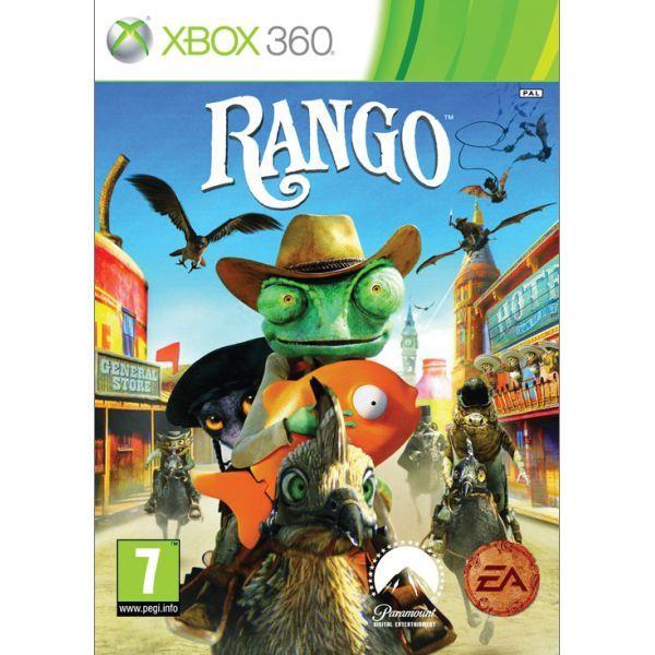Rango Xbox 360