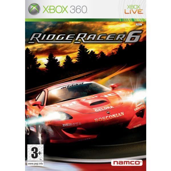 Ridge Racer 6 Xbox 360