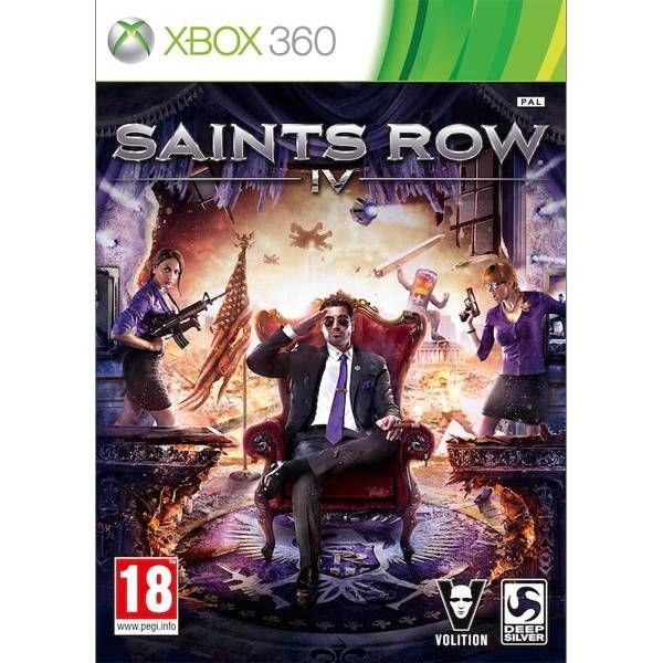 Saints Row 4 Xbox 360