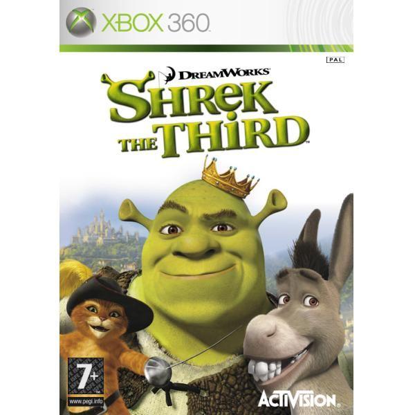 Shrek the Third Xbox 360