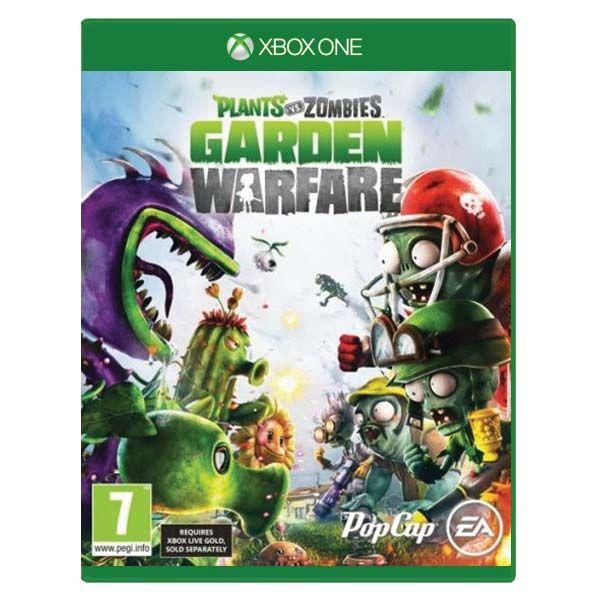 Plants vs. Zombies Garden Warfare Xbox One