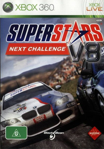 Superstars V8 Racing Next Challenge Xbox 360