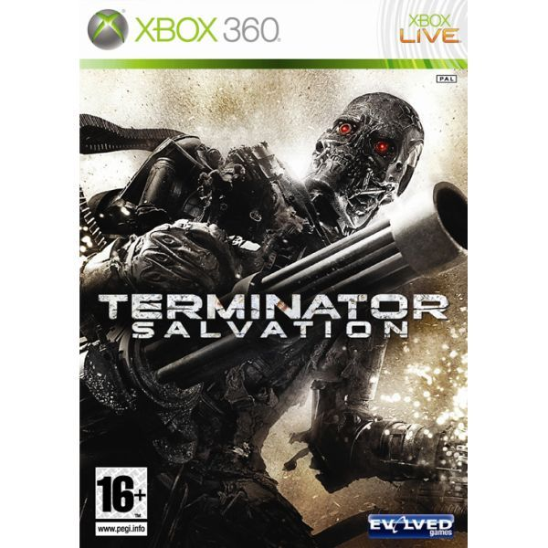 Terminator Salvation Xbox 360
