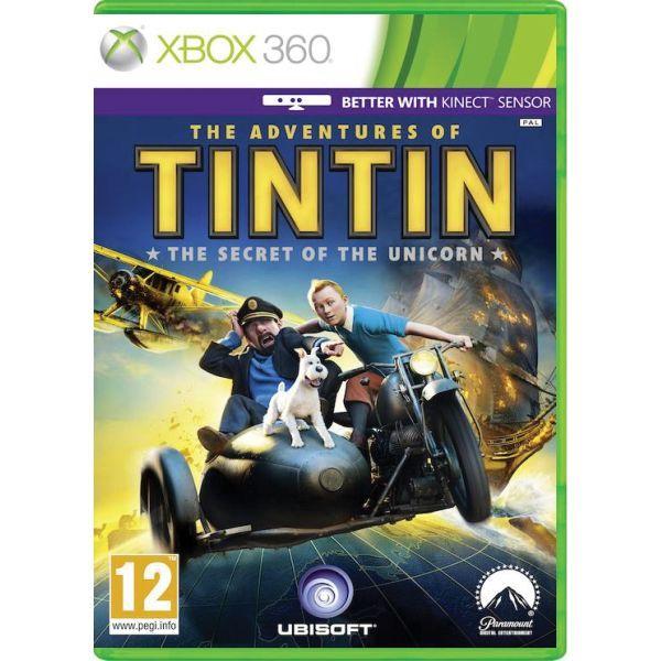 The Adventures of Tintin Xbox 360