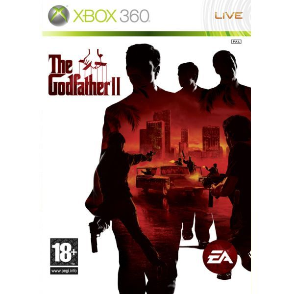 The Godfather II / Kmotr 2 Xbox 360