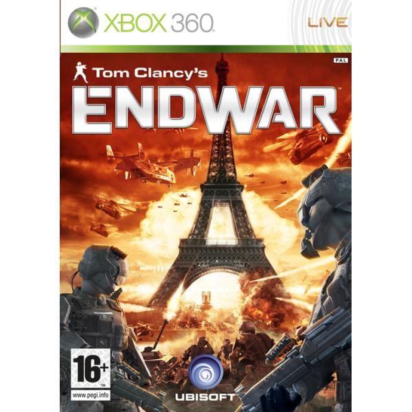 Tom Clancys EndWar Xbox 360