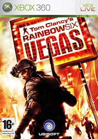 Tom Clancys Rainbow Six Vegas Xbox 360