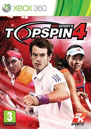 Top Spin 4 Xbox 360