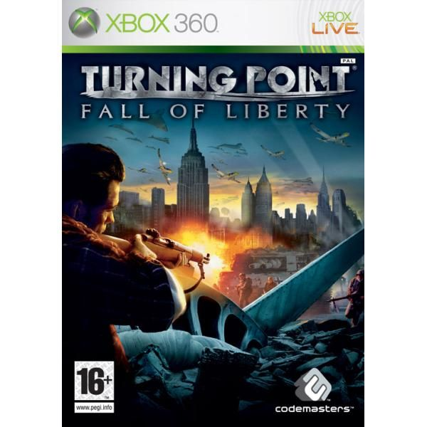 Turning Point: Fall of Liberty Xbox 360