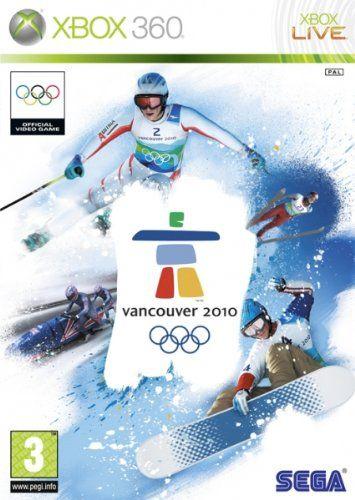 Vancouver 2010 Olympiada Xbox 360