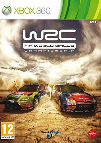WRC FIA World Rally Championship Xbox 360