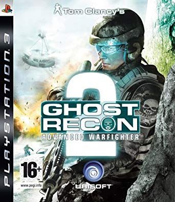 Tom Clancys Ghost Recon Advanced Warfighter 2 PS3