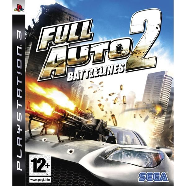 Full Auto 2 Battlelines PS3