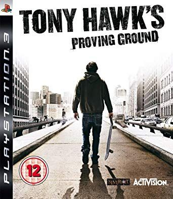 Tony Hawks Proving Ground PS3