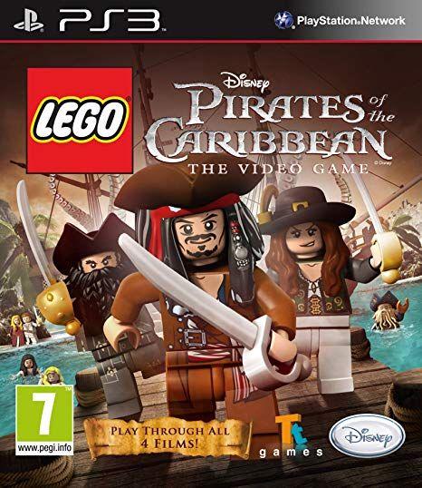 LEGO Pirates of the Caribbean / Piráti z Karibiku PS3