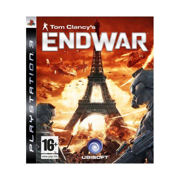 Tom Clancys EndWar PS3