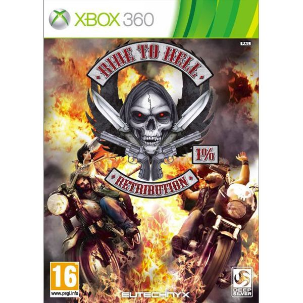 Ride to Hell Retribution Xbox 360