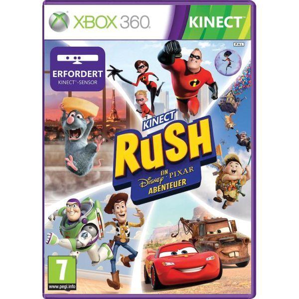 Kinect Rush A Disney Pixar Adventure Xbox 360
