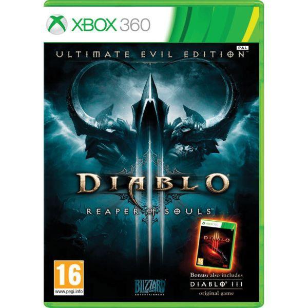 Diablo 3 Reaper of Souls (Ultimate Evil Edition) Xbox 360