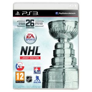 NHL Legacy Edition CZ PS3