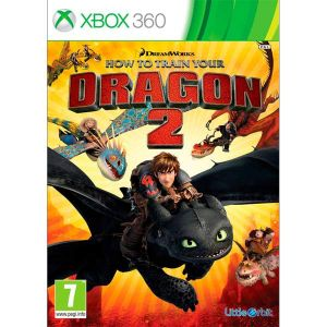 How to Train Your Dragon 2 / Jak vycvičit draka Xbox 360