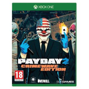 PayDay 2 Crimewave Edition Xbox One
