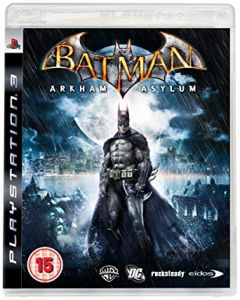 Batman Arkham Asylum PS3