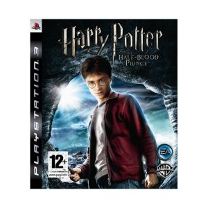 Harry Potter and the Half-Blood Prince PS3
