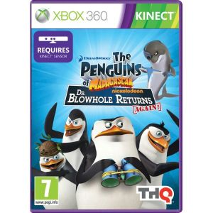 The Penguins of Madagascar Dr. Blowhole Returns Again! Xbox 360