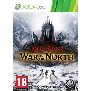 The Lord of the Rings War in the North Xbox 360
