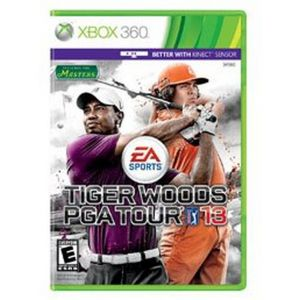 Tiger Woods PGA Tour 13 Xbox 360